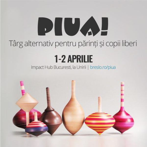 Fun & Food la Piua: 20 de motive sa-i aduci pe copii