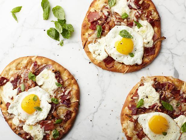 Pizza pentru micul dejun
