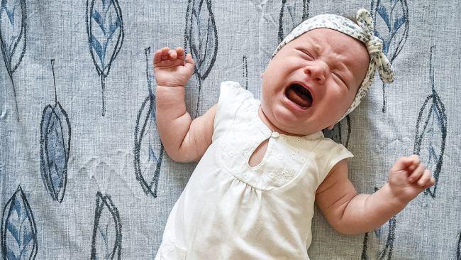 Tehnici pentru calmarea bebelusului care plange incontinuu