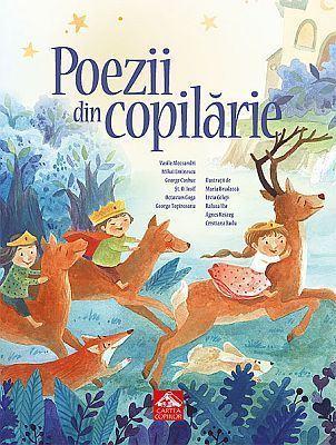Editura Cartea Copiilor lanseaza Poezii din copilarie