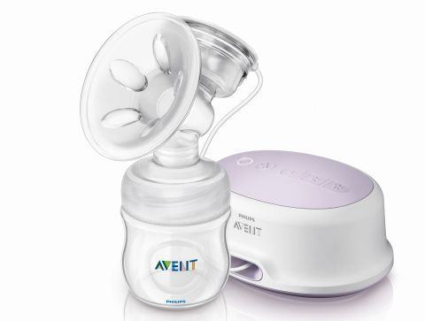 pompa-electrica-san-Philips-AVENT-Natural