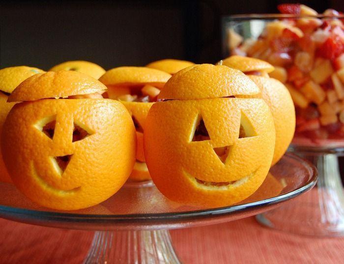 Ce fructe si legume cioplim de Halloween in locul dovleacului