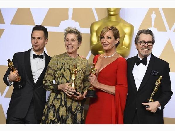 Premiile Oscar 2018: marii castigatori ai serii si cele mai reusite aparitii pe covorul rosu