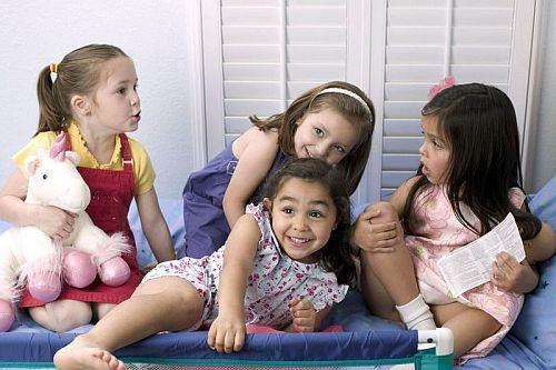 Probleme tipice de comunicare la copilul de 4-5 ani