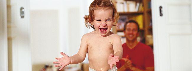 Primii pasi ai bebelusului