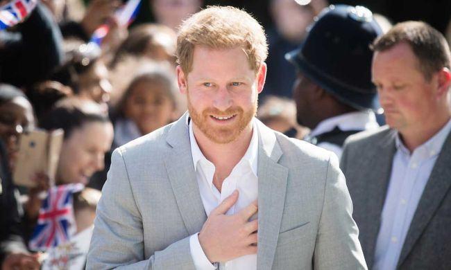 Prima declaratie a Printului Harry, dupa ce a devenit tata