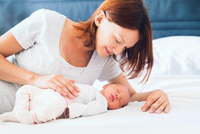 7 greseli pe care le face o proaspata mamica
