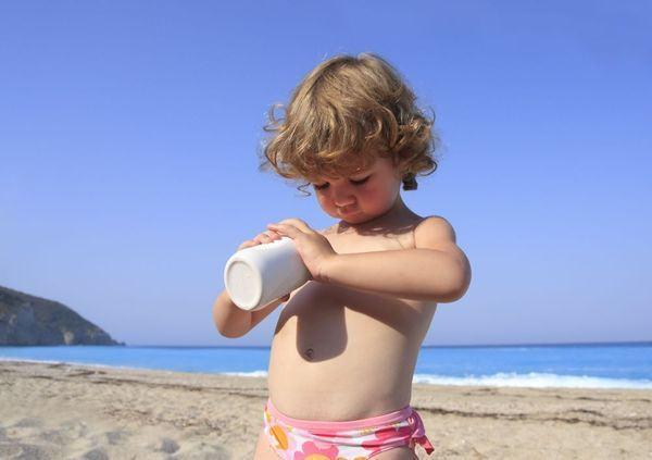 Pericole frecvente la plaja pentru copii