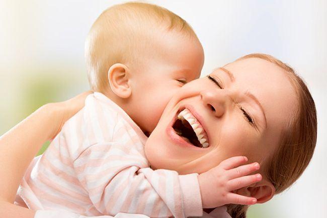 Cand vei primi primul pupic de la bebelusul tau