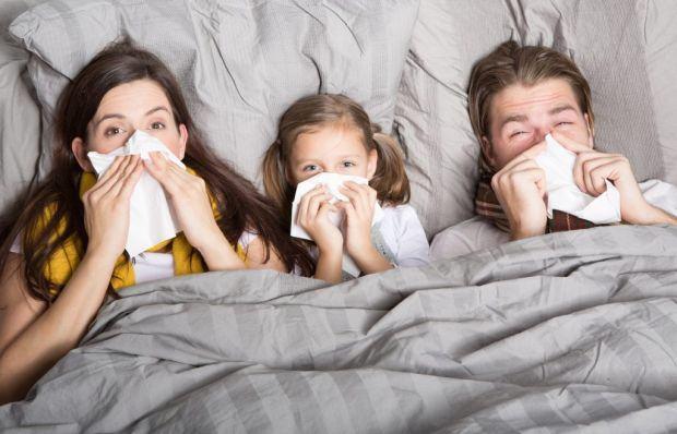 Raceala si gripa, principalii inamici ai sanatatii in sezonul rece