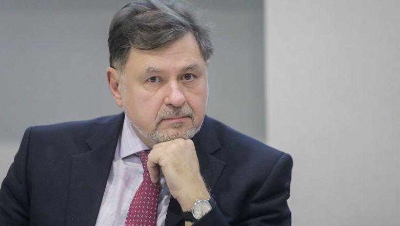 Alexandru Rafila, specialist in microbiologie: Cand va fi varful epidemiei de coronavirus