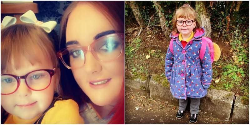 O fetita de trei ani a scapat din mainile celui care o rapise de langa mama ei.