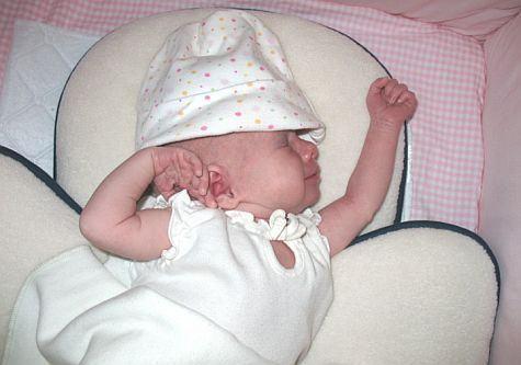 Reflexul tonic al gatului la nou-nascuti