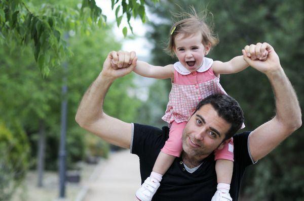 Relatia tata-fiica, rol si beneficii