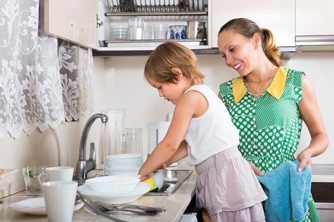 Copiii sunt prea responsabili pentru varsta lor