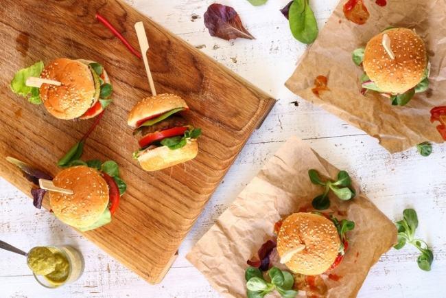 Mini burgeri a la Jamie Oliver