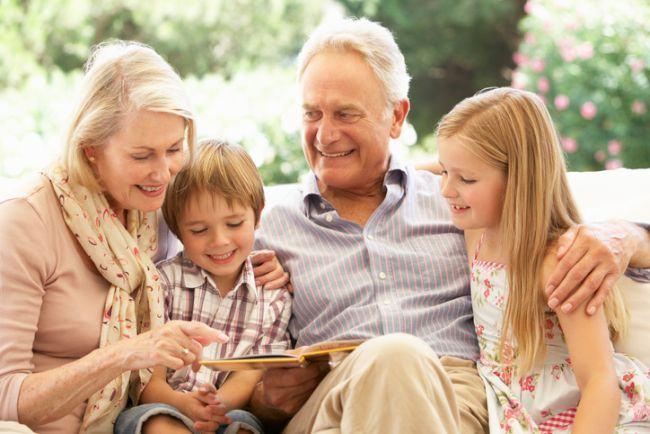 rol-bunici