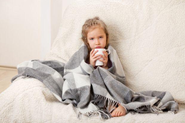 Durerea in gat la copii: cauze si remedii