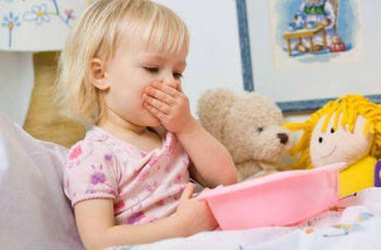 De ce copilul NU poate face acum o infectie cu rotavirus?