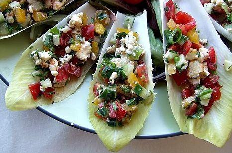 Salata cu andive