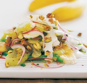 Salata de banane si telina