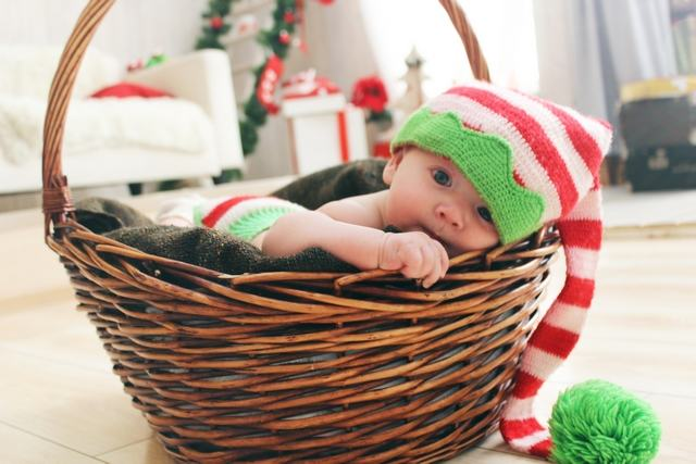 Cum sa mentii nou-nascutul sanatos iarna asta