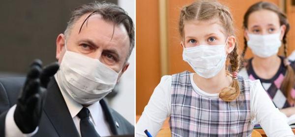 "Nelu Tataru: ""Toti elevii de la clasa I pana la clasa XII-a vor purta masti in timpul orelor si in pauze"""