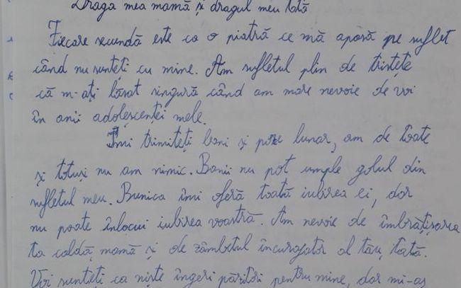 scrisoar