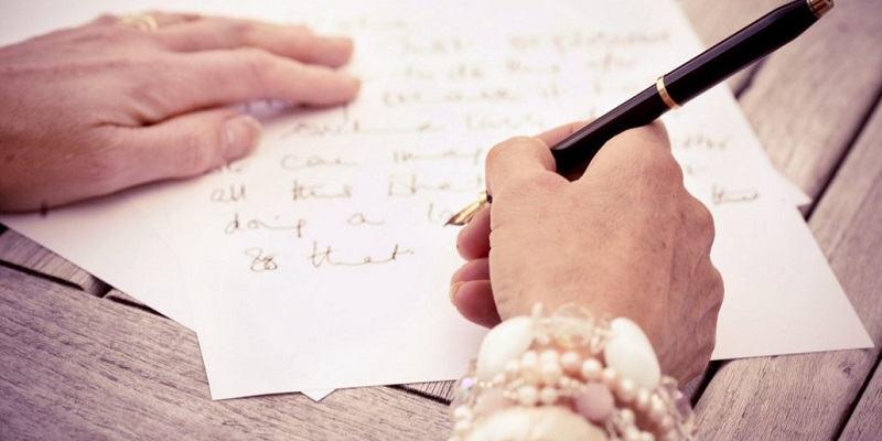 scrisoare mama