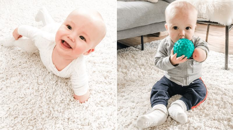 Un bebelus nascut fara un brat a devenit cel mai tanar influencer de pe Instagram