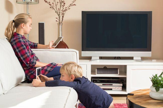 Riscurile unei vieti sedentare pentru copii