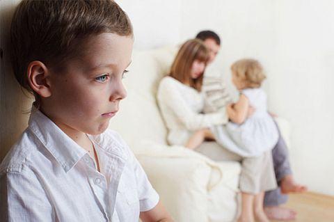 Sentimente tipice pentru fratii copiilor bolnavi