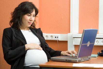 Serviciul in timpul sarcinii, cum ai grija de tine?