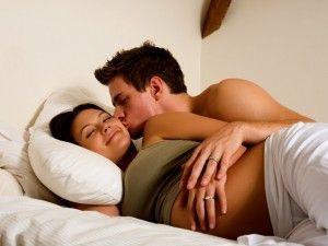 De ce refuza barbatii sexul in timpul sarcinii