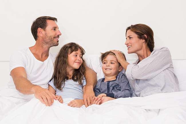 Cuvintele unei sotii si mame: Draga sotule, multumesc ca ma iubesti prin furtuna de anxietate