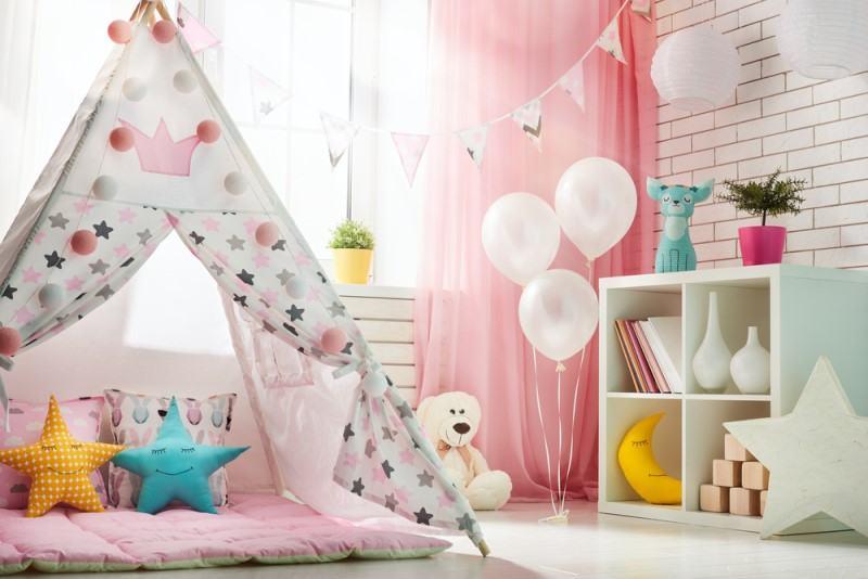 Cum poti transforma o incapere goala in camera perfecta pentru copil? 3 idei simple de pus in aplicare