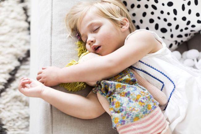 siesta-copii