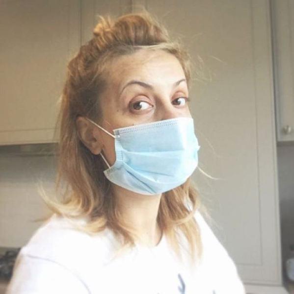 Insarcinata in 8 luni, Simona Gherghe s-a imbolnavit