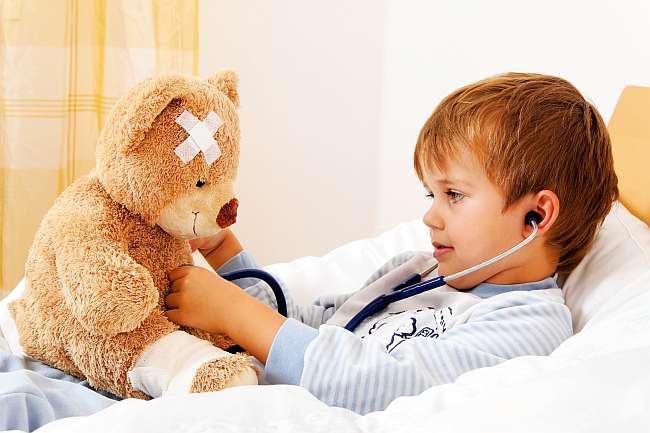 Pneumonia la copii. Simptome si tratament