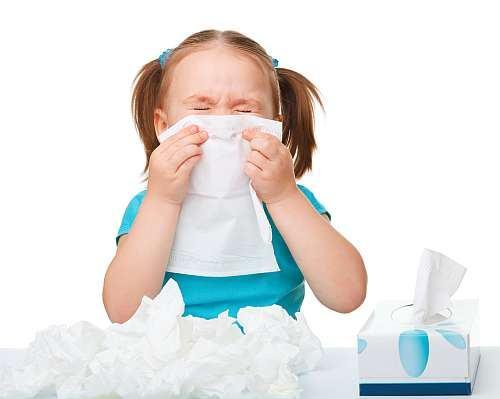 Sinuzita la copii: simptome si tratament
