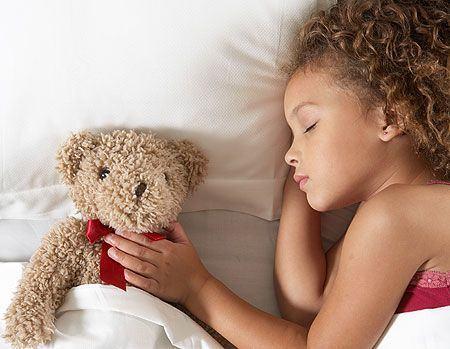 Somnul copilului la 3-6 ani