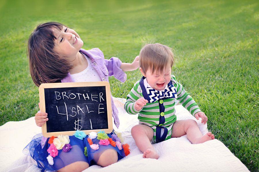 Semne ca ai de-a face cu un frate mai mare