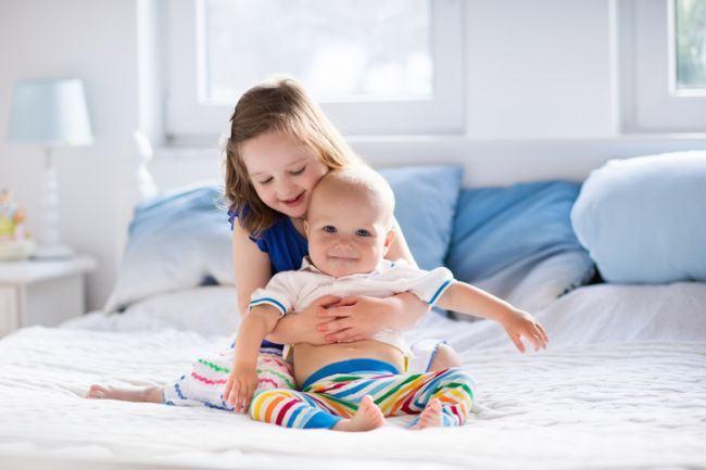 O sora mai mare te ajuta sa fii o persoana mai buna