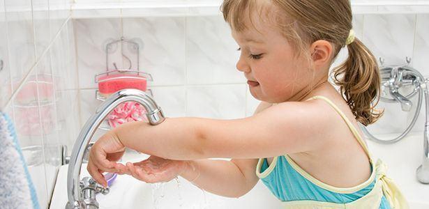 Lucruri pe care copilul prescolar le poate face singur