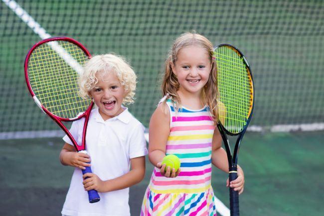 Sportul in copilarie face adevarate minuni!