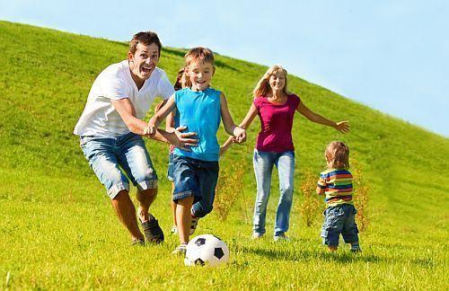Sport in familie, cum va mentineti in forma in sezonul rece?