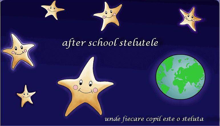 Scoala de vara After School Stelutele