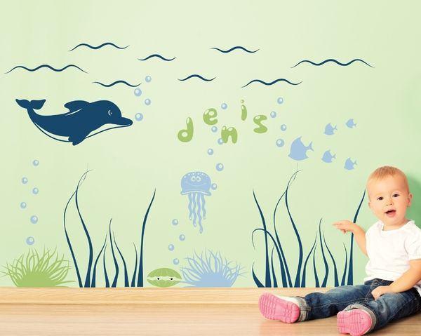 Cum sa decorezi practic si rapid camera copilului