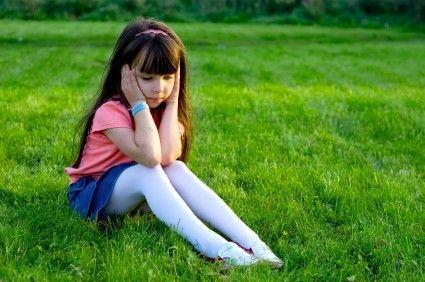 Semne de stres la copii