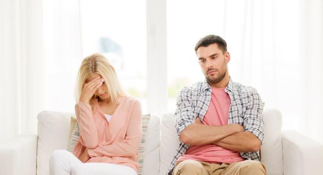 Sotii sunt o sursa mai mare de stres pentru mame decat copiii